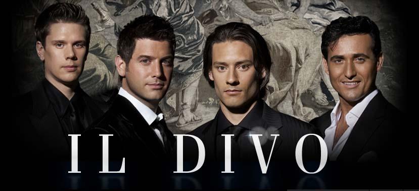 Novo site oficial il divo est no ar libert - Il divo website ...