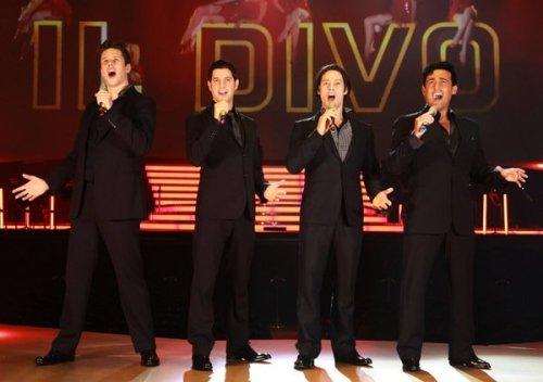 David, Sébastien, Urs e Carlos