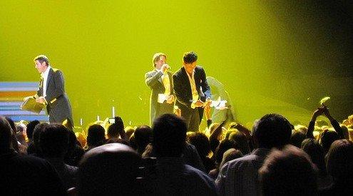 Il Divo, EUA, maio 2009