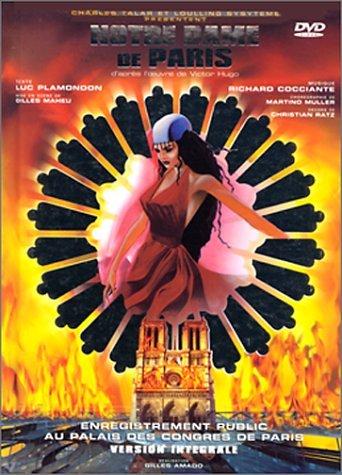 Musical Notre Dame de Paris - obra de Luc Plamondon com Richard Cocciante