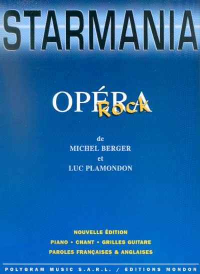 Cartaz do musical Starmania