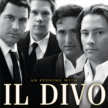Il divo n meros de 2009 top lbuns e turn no ranking - An evening with il divo ...