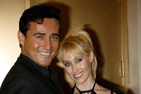 Carlos Marin e Innocence (Geraldine Larrosa, ex-esposa), Pasapalabra, 2011