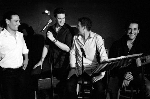 Il Divo songlist new album 2011