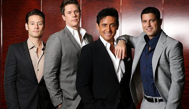 il divo they are married