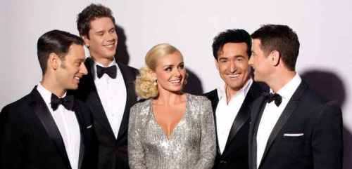 Il Divo and Katherine Jenkins who are coming to the ECHO arena on tour