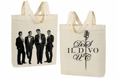 il divo ecobags